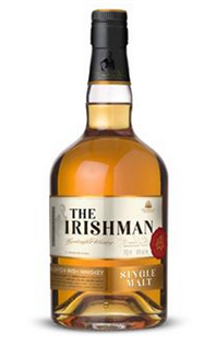 The Irishman Irish Whiskey Single Malt...